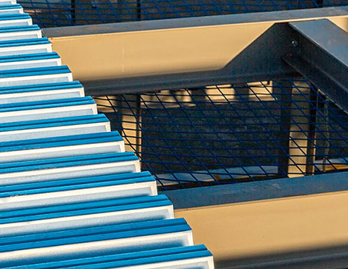 Why Is It Better To Use 80 KSI Steel Roof Decking?