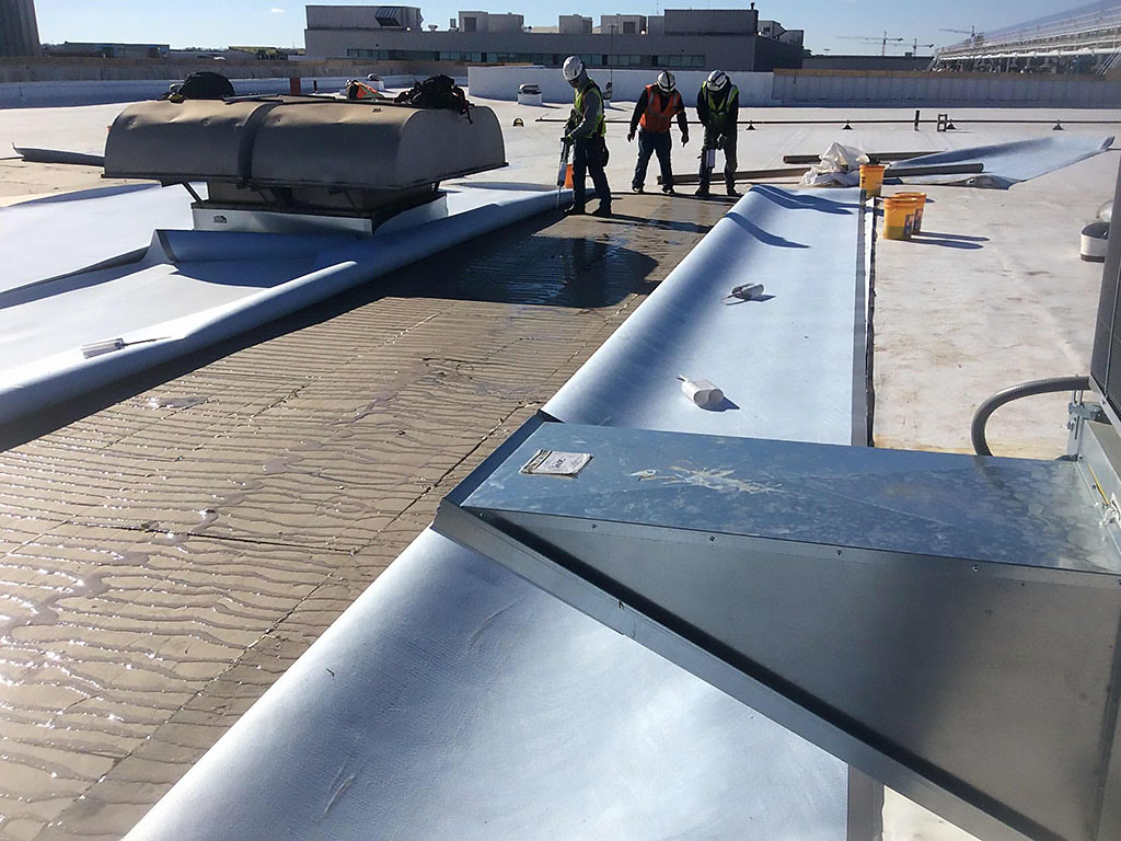 sentry roof airport photos-day